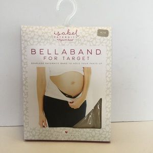 New Isabel maternity Bellaband size S/M nude